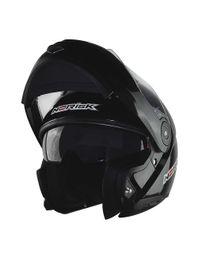 capacete_norisk_FF370_escamoteavel_preto_brilhante_perfil-nacar