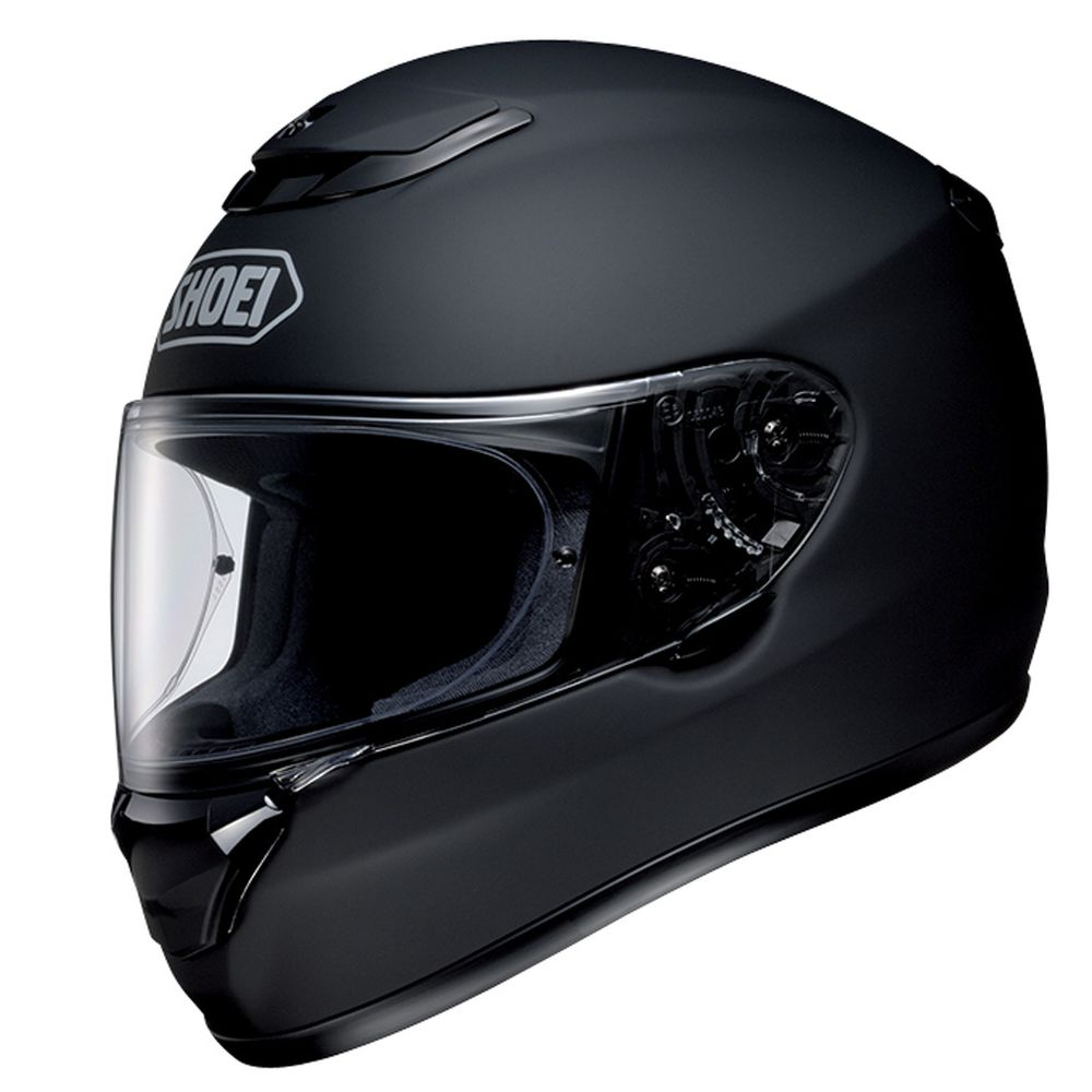 shoei-qwest-matt-black