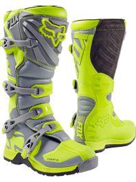 Fox-Comp-5-MX-Boot-gelb-grau-1