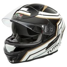 Capacete-Tutto-Moto-Racing-Gold