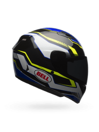 Bell-Qualifier-DLX-Street-Helmet-Torque-Blue-Yellow-500x500
