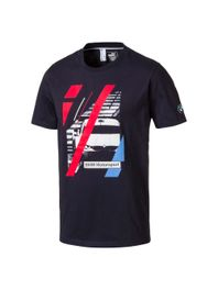 Camiseta-BMW-Graphic-Azul---Frente