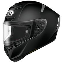 shoei-x-spirit-3-preto-fosco-matt-black-capa