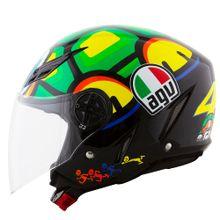 capacete-agv-blade-turtle-pretoverdeamarelo-5