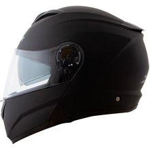 capacete-norisk-force-articulado-monocolor-preto-fosco