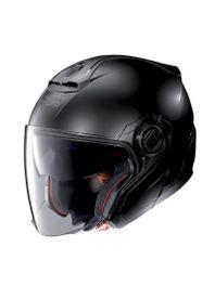 capacete-nolan-n40-preto-fosco-aberto-1