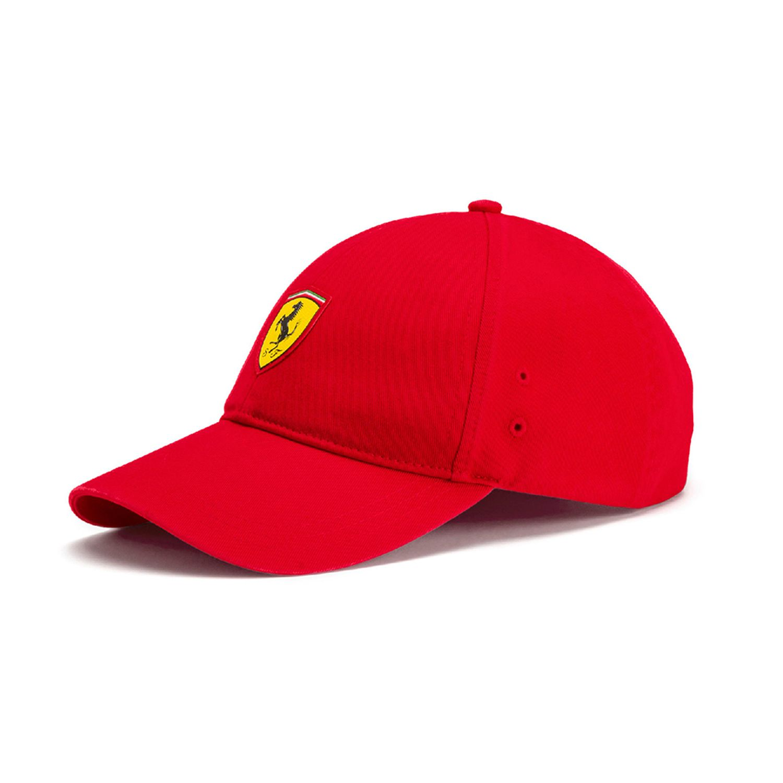 04679bf930 Boné Puma Ferrari Fanwear Baseball Vermelho - WebRacing