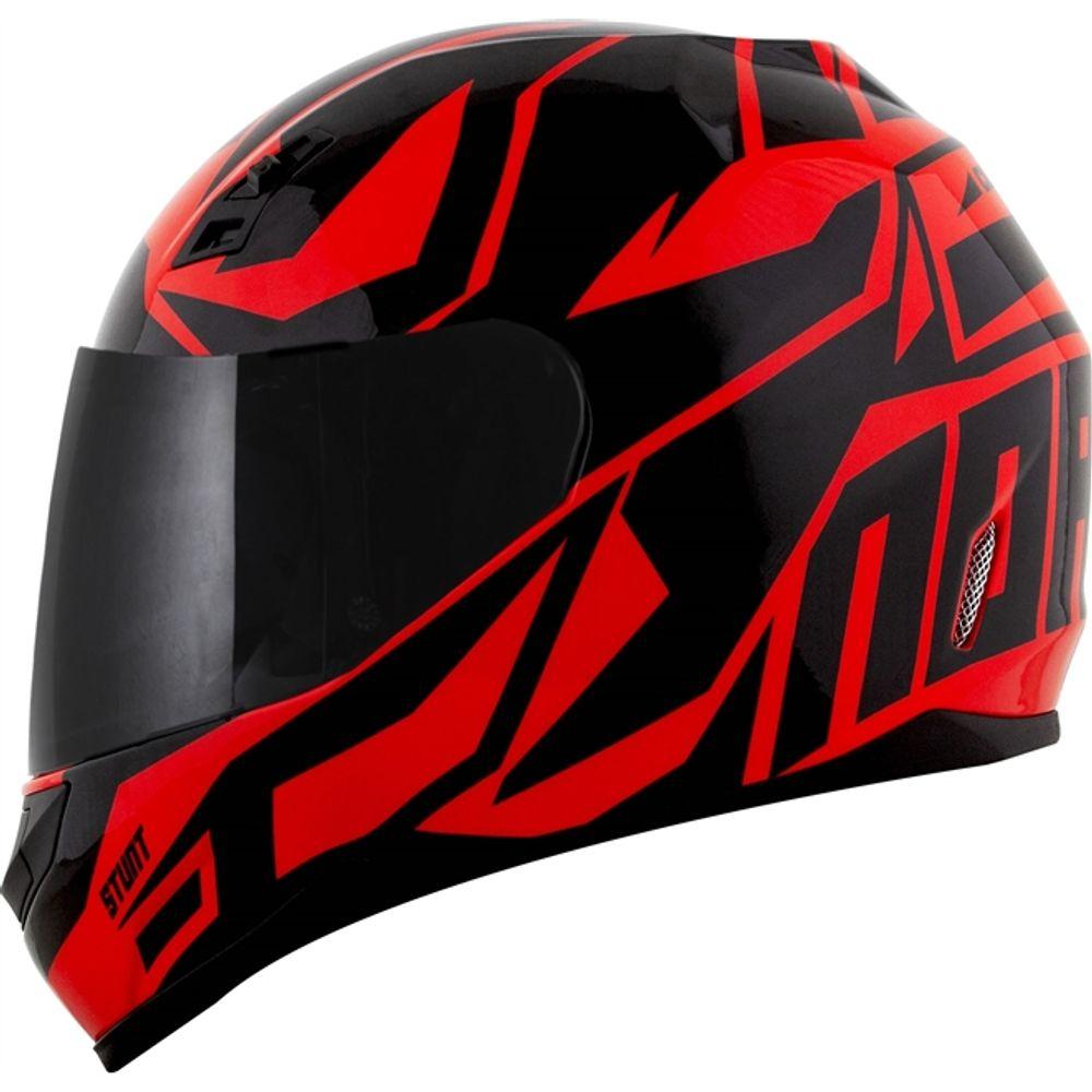 capacete-norisk-ff391-cutting-preto-vermelho