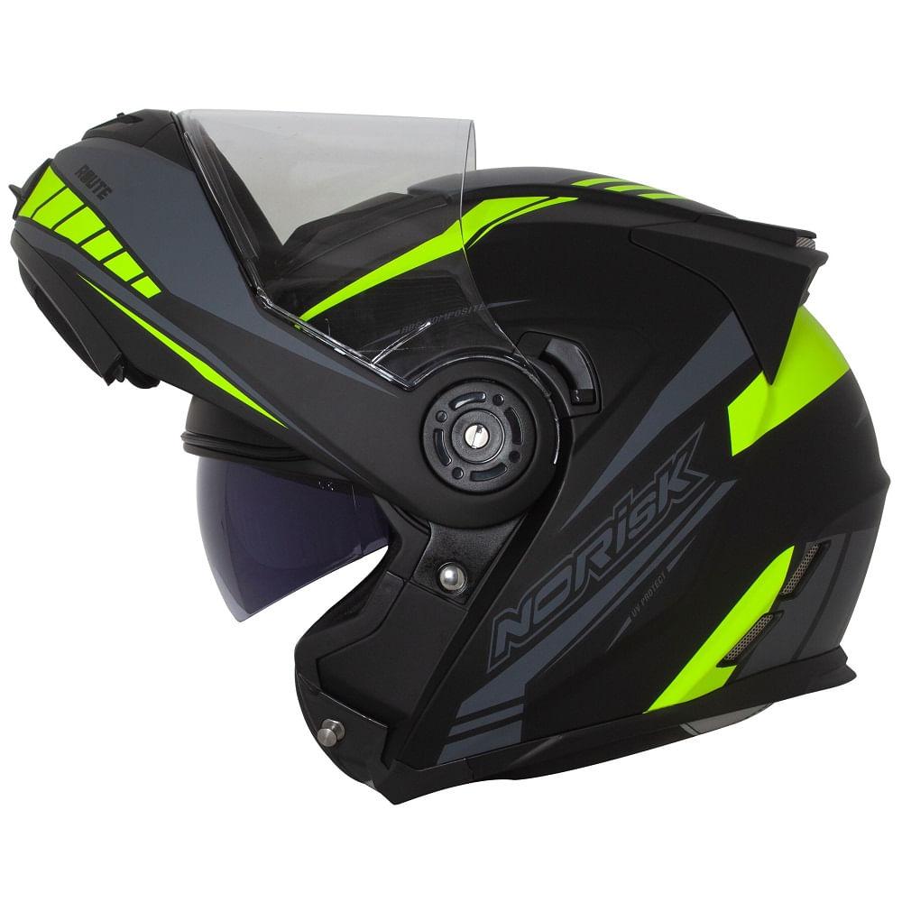 capacete-norisk-escamoteavel-ff345-amarelo-fosco