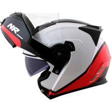 capacete-norisk-route-ff345-articulado-chance-branco-vermelho-preto-brilho