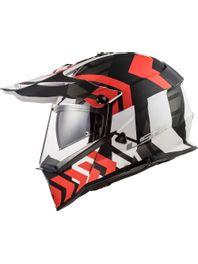 capacete-ls2-ms436-pioneer-streme-vermelho-fosco
