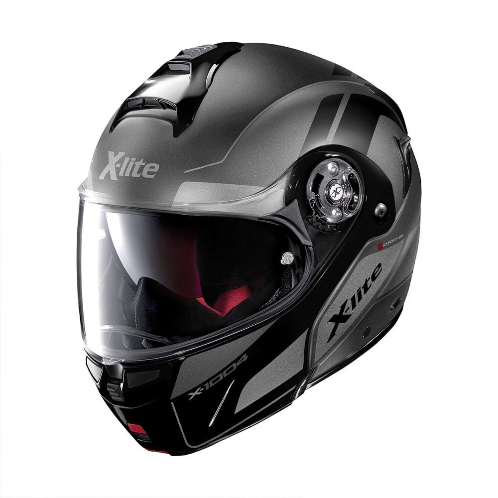 capacete-x-lite-x-1004-charismatic-cinza-fosco