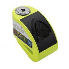 trava-de-disco-de-freio-moto-com-alarme-kovix-cor-verde-limao-front-2