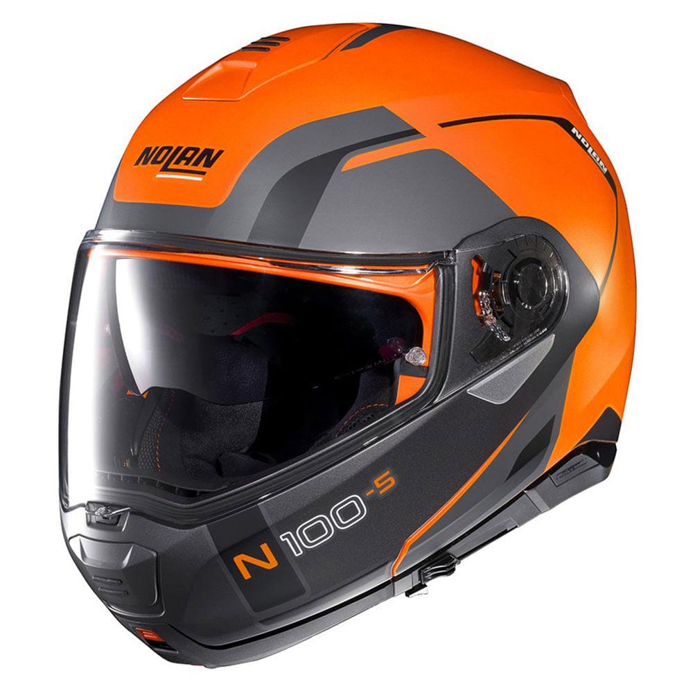 capacete-nolan-n100-5-consistency-laranja-fosco