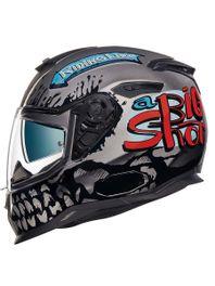 capacete-SX100-BIGSHOT-DARK-cinza