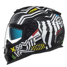 capacete-nexx-sx100-enigma-preto-branco