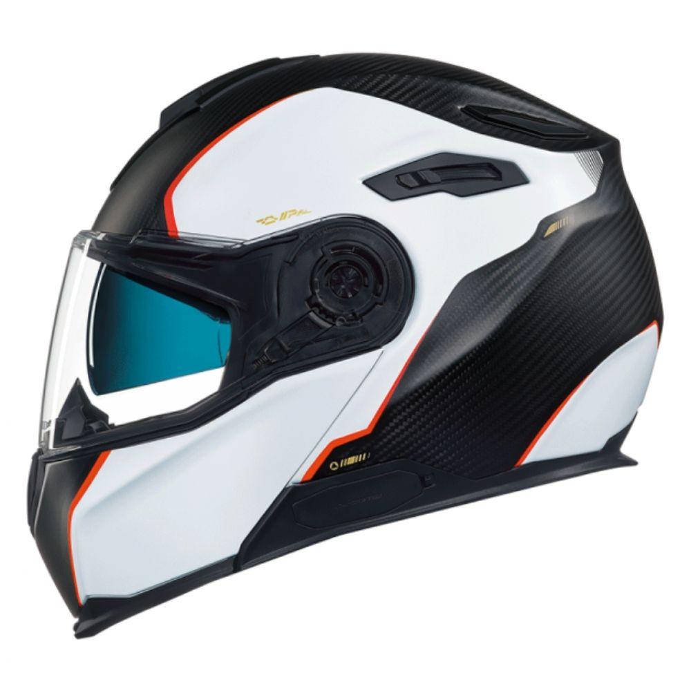 capacete-articulado-nexx--x-vilitur-hyper-carbono-branco-e-vermelho-fosco-1