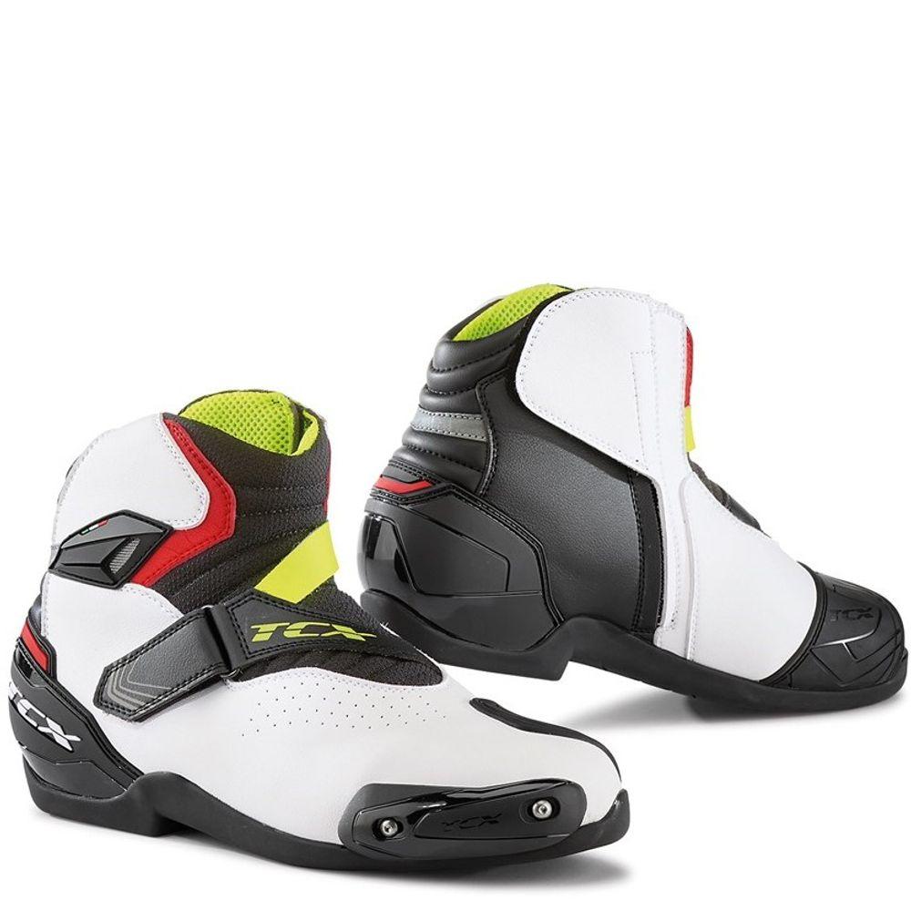 tenis-tcx-roadster-2-air-preto-branco-amarelo