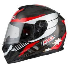 Capacete-moto-NZI-Fusion-Mick-Antracite-Preto-Vermelho-e-Branco