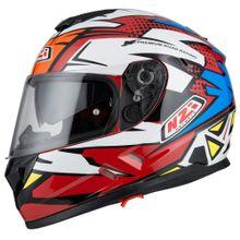 Capacete-Moto-NZI-Symbio2-Duo-Flash-Vermelho-Azul-Branco