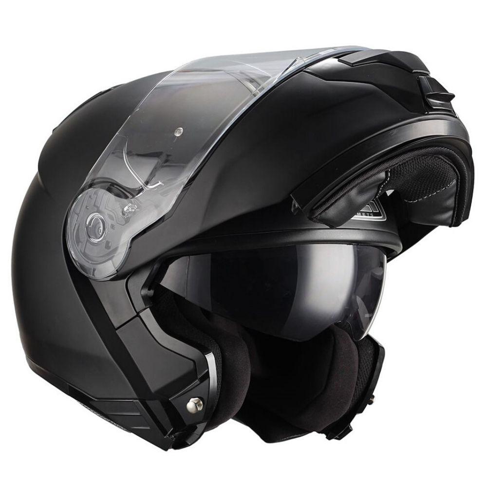 Capacete-Moto-NZI-Combi2-Duo-Preto-Fosco