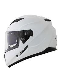 capacete-ls2-ff320-monocolor-branco