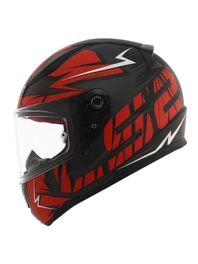 Capacete-LS2-FF353-Cromo-Preto-Vermelho-Fosco-