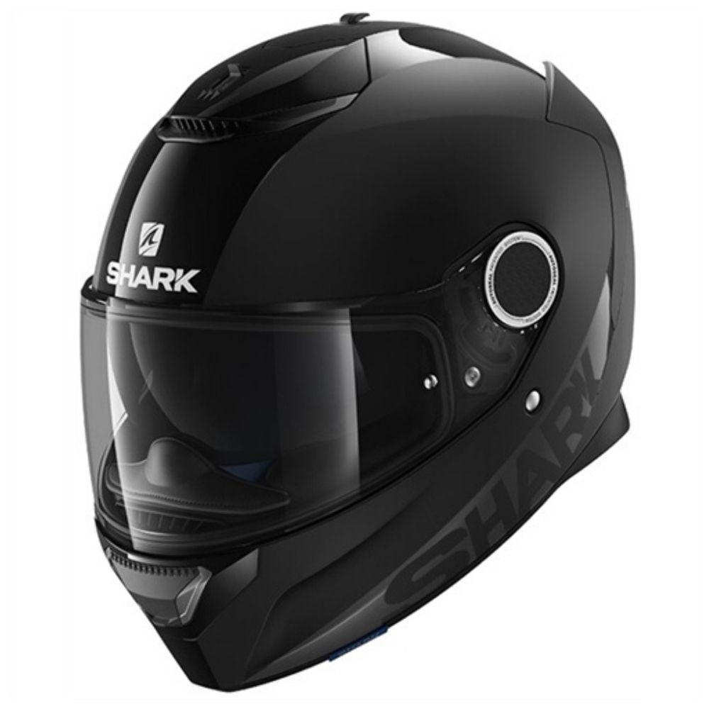 Capacete-Shark-Spartan-Dual-Black