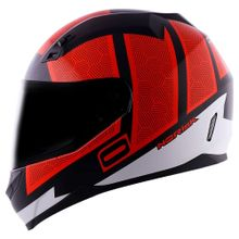 Capacete-Norisk-FF391-King-Branco-Preto-Vermelho-1