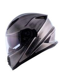 Capacete-Norisk-FF302-Iron-Chrome