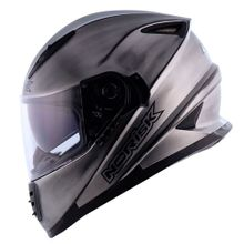 Capacete-Norisk-FF302-Iron-Chrome