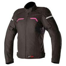 Jaqueta-Moto-Alpinestars-Stella-Hyper-Drystar-Preta-Rosa