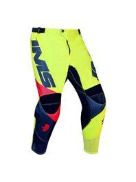 calca-ims-army-fluor-vermelho-motocross