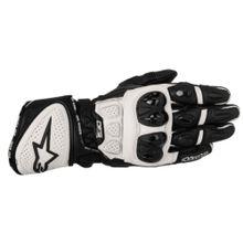 Luva-Moto-Alpinestars-GP-Plus-R-V2-Preto-Branco
