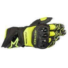 Luva-Moto-Alpinestars-GP-Pro-R3-Preto-Amarelo