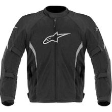 jaqueta-moto-alpinestars-ast-air-preto