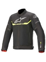 Jaqueta-Moto-Alpinestars-T-SPS-Air-Preto-Amarelo-Fluo