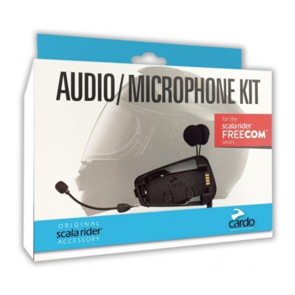 Audio-e-Microphone-Kit-Intercomunicador-Cardo-Scala-Rider-Freecom-Loja-Oficial