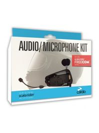 Audio-e-Microphone-Kit-Intercomunicador-Cardo-Scala-Rider-Freecom-Loja-Oficial
