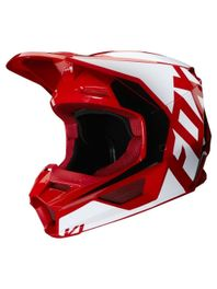 Capacete-Fox-MX-V1-PRIX-Vermelho