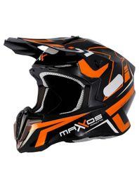 Capacete-Mattos-Racing-Combat-MMXIV-Laranja