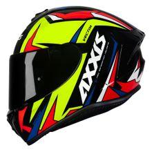 Capacete-Axxis-Vector-Preto-Amarelo
