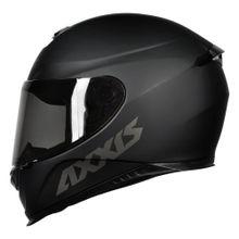 Capacete-Axxis-Eagle-Solid-Preto-Cinza-Fosco