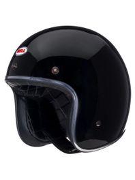 Bell-Custom-500-Solid-Black
