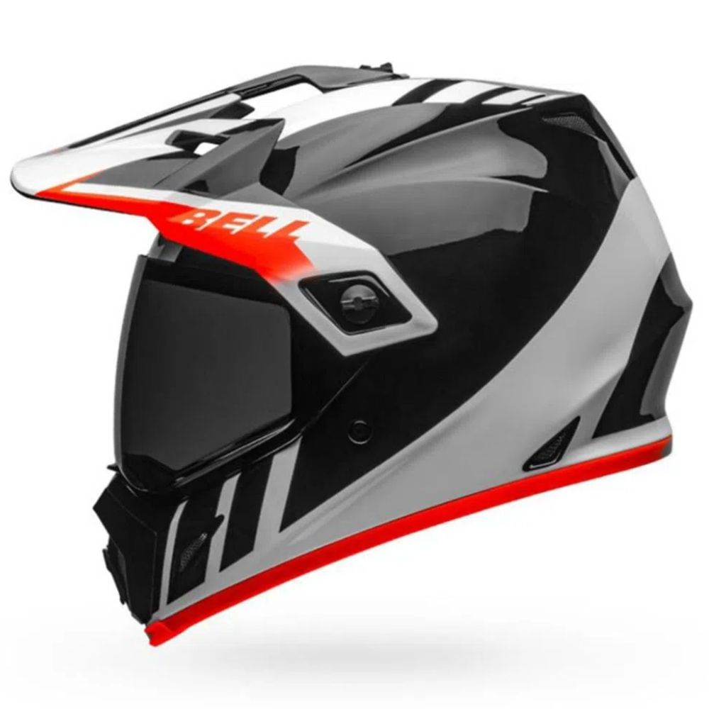 Bell-MX-9-Adventure-Mips-Dash-Preto-Branco-Laranja