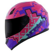 Norisk-FF391-Pixel-Rosa-Roxo-Azul