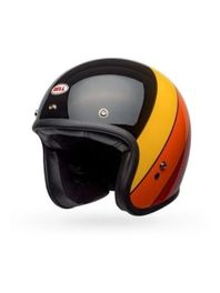 capacete-bell-custom-500-riff-preto-amarelo