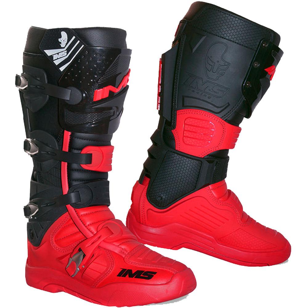 bota-ims-estreme-preto-vermelho