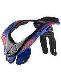 Protetor-de-Pescoco-Leatt-Brace-GPX-3.5-Preto-Azul