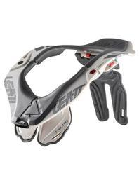 Protetor-de-Pescoco-Leatt-Brace-GPX-3.5-Cinza-Preto